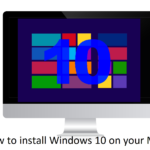 How to install Windows 10 on your Mac