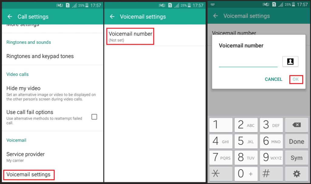 How to Set Up Voicemail on Your Android Device