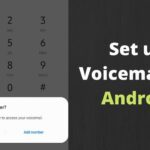 Set up Voicemail on Android